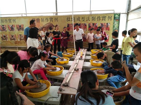 東莞周邊農家樂親子教育基地