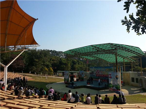 東莞松山湖生態園農莊旅游最佳推薦團體活動野炊